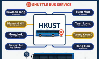 Shuttle Bus Service During Fall Term